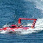 Formula offshore boat