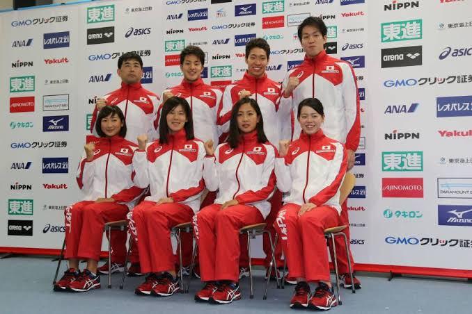 いざ東京オリンピックへ!2020年期待の日本競泳陣