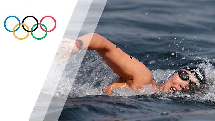 オリンピックにおけるマラソンスイミングの紹介