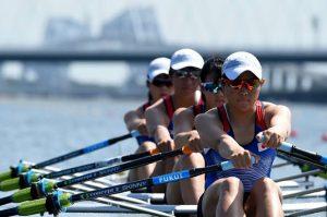 Japan Rowing Team 2004