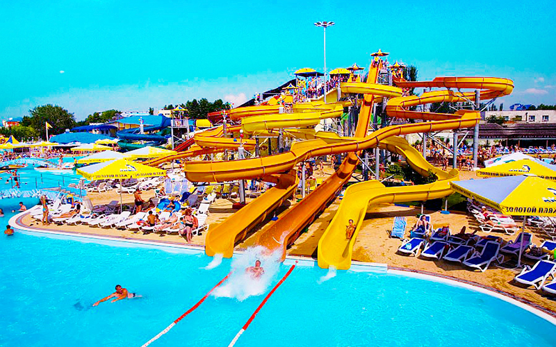 Top 10 Waterparks